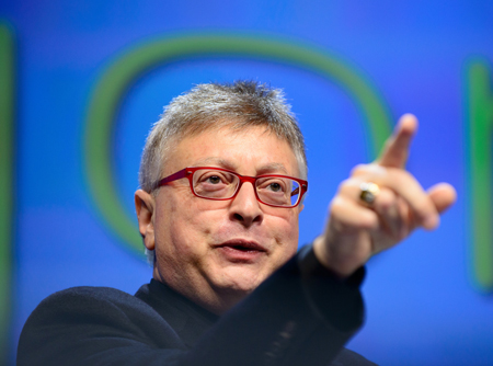 Michael Uslan at Global Board Leaders' Summit