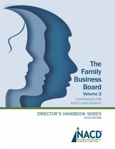 The Family Business Board Volume 2