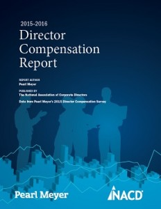 NACD Director Compensation Report