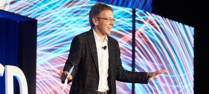 Ian Bremmer at NACD Summit